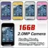 NEW 16GB MP3 MP4 SD 2.8
