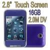 16GB TOUCH SCREEN MP3 MP4 MP5 RMVB PLAYER CAMERA 5GBI