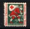 WWI USA RED CROSS 1916 CHRISTMAS