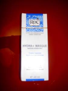 Roc hydra + masque Skin soothing moisture boost  40ml