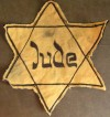 WW2 Concentration Camp Star of David from Holocaust