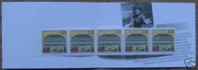 ESP::1 Rotkreuz-Markenheftchen, 1991/92, postfrisch