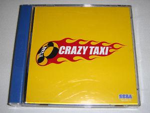 ESP::Crazy Taxi - Dreamcast