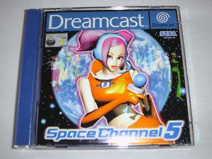 ESP::Space Channel 5 - Dreamcast