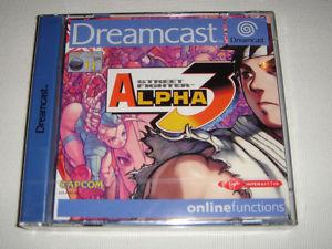 ESP::Street Fighter - Alpha 3 - NEU - NEW - SEALED