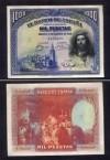 1928 SPAIN 1000 Pesetas AU - UNC