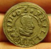 @ 1663 Pirate Cob Spanish 16  Maravedis Colonial Coin @