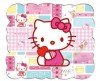 4pcs Wholesale Pink Hello kitty mouse pad mouse mat