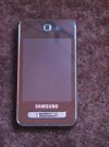 Samsung F480 tocco Cell Phone faulty #1