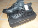 CONVERSE ALL STAR Neuve T40 montante style cuir