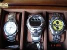 ¡¡Oportunidad!! 3 relojes al precio de uno,Buen estado