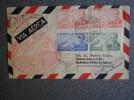 SOBRE DE PRIMER VUELO MADRID MANILA CATALOGO 120 EUROS