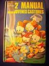 2ª Manual Jovenes Castores,Walt Disney,Montena,1978