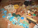 Riesige Playmobil Sammlung aus den 70er und 80er Jahren