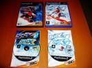 JUEGOS SSX Y SSX 3 PS2 SNOWBOARD COMPLETOS