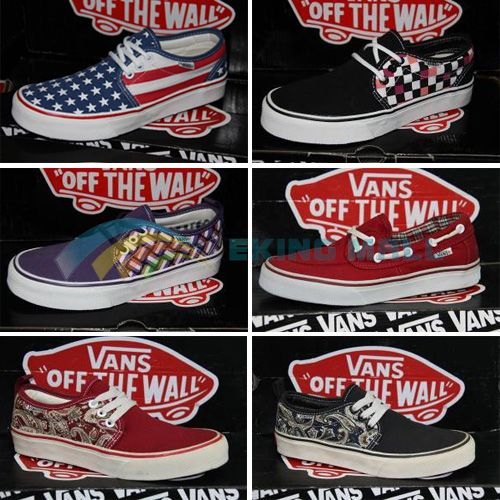 033e4decd8f1 1x VANS Special Era Skateboard Sneaker Shoes 27 Colors - 33.99 AU ...