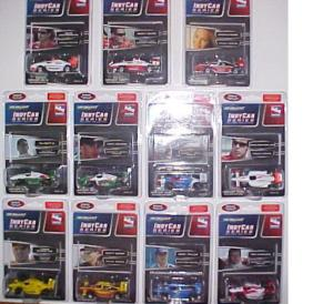 GREENLIGHT INDY RACING Diecast Collectible Set