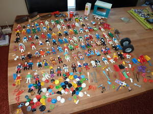 200 x Figuren Playmobil Hut Zubehör Set