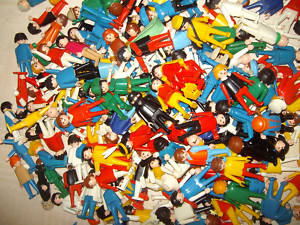 160 Playmobil Figuren alle 1974
