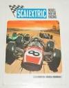 SCALEXTRIC CATALOGO DIPTICO EXIN NOVIEMBRE 1969