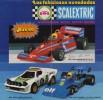 SCALEXTRIC EXIN FOLLETO NOVEDADES AÑO 80/81