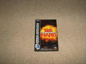 Die Hard Trilogy Sega Saturn
