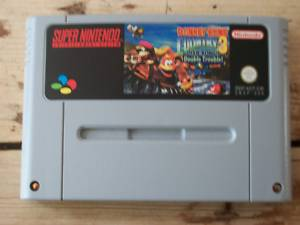 Donkey Kong Country 3 Snes Super Nes game cart only