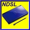 Blue&Black Nintendo DS Lite NDSL Console+24games+gifts