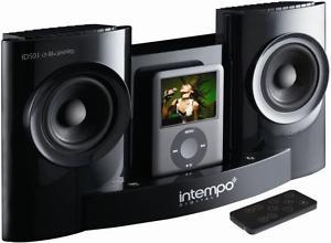 bb6026b12a4 Sistema de Altavoces 12w para Ipod/Mp3 Intempo IDS-01E - 15.6 EUR ...