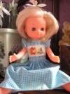 poupée ancienne FAMOSA genre mannequin