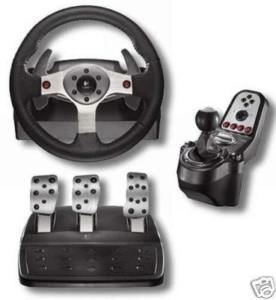 OFERTA VOLANTE G25 Racing Wheel para PC/ PS3 GARANTIA!