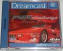 Sega Dreamcast Juego - F355 Challenge Passione Rossa