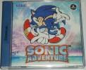 Sega Dreamcast Juego - Sonic Adventure