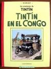 TINTIN EN EL CONGO (CASTERMAN-PANINI) FACSIMIL. HERGE
