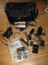 Sony Handycam Vision CCD-TRV65 w Battery & Power Supply