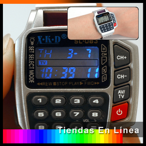 ef9a72feb9fe Reloj Mando a distancia TV VCR DVD VCD Calculadora New - 1.99 EUR ...