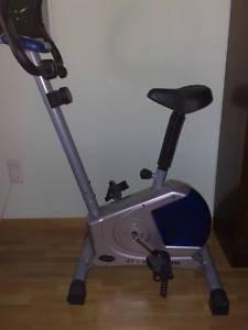 bicicleta estática,