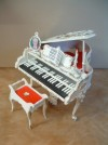 Vintage Barbie 1964 Susy Goose Music Box Piano
