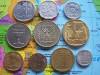 ISRAEL LOTE DE 10 MONEDAS DIFERENTES