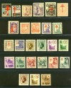 SPAIN #B123//RAC13 Mint H/NH - 1940-45 Tuberculosis