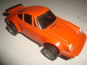 SCALEXTRIC MEXICAN PORSCHE 911 CARRERA  EXINMEX MEXICO