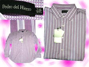 fabce51d49 PEDRO DEL HIERRO Camisa Hombre T XXL - 20.5 EUR - Pujas ultimo ...