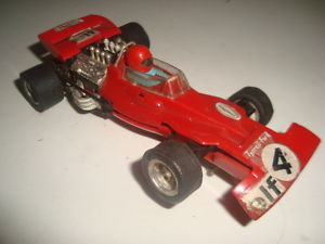 SCALEXTRIC MEXICAN TYRRELL  EXINMEX MEXICO
