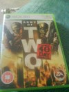 XBOX 360 ARMY OF TWO THE 40th DAY GAME