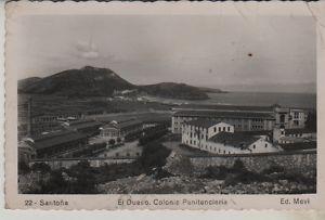 Postal cantabria santo a carcel colonia penitenciaria 1 for La colonia penitenciaria