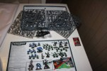 Warhammer 40,000 figures, almost 50, un-assembled!
