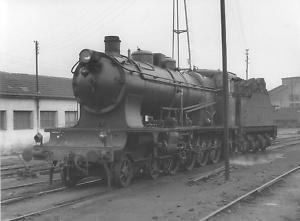 RENFE Spanish Railways Steam  240 4001 Miranda del Ebro