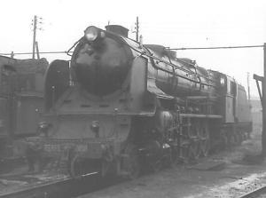 RENFE Spanish Railways Steam  241 4093 Miranda del Ebro