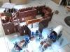 Playmobil Fort Glory mit Aussichtsturm Sheriffbüro,Kuts