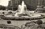 1950s Vintage Postcard Plaza de Paraiso Zaragoza Spain
